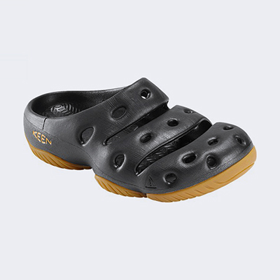 KEEN キーン Mens Yogui Black