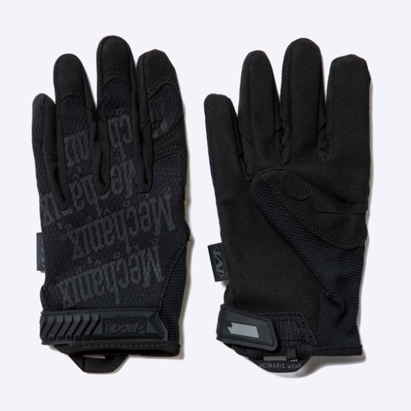 MECHANIX メカニクス the original glove all black