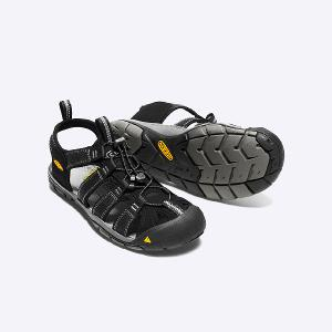 KEEN キーン Mens Clearwater CNX Black/Gargoyle