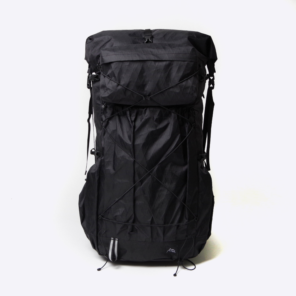 CAYL ケイル Baekdu2 X-Pac Black with HipBelt