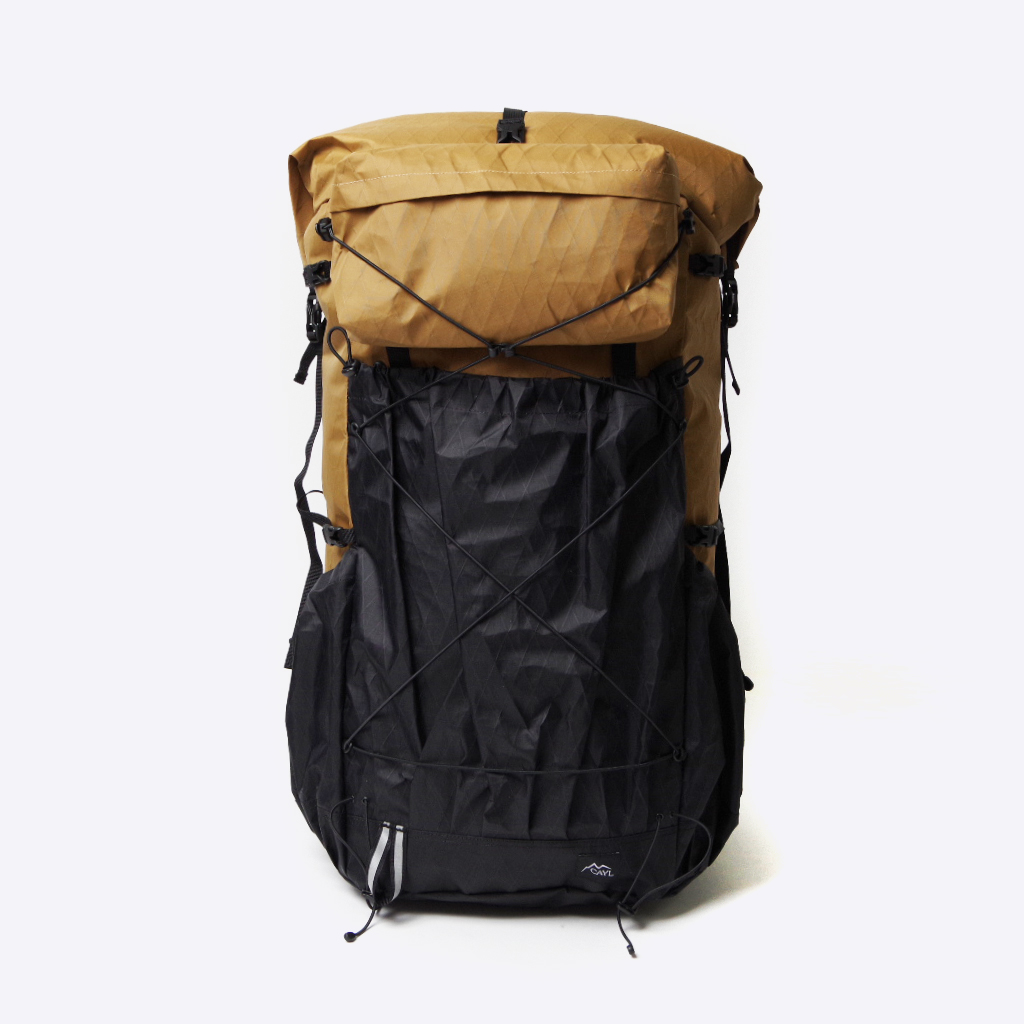 CAYL ケイル Baekdu2 X-Pac Brown with HipBelt